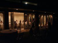 カハラ・マンダリン・ホテルでのパーティ