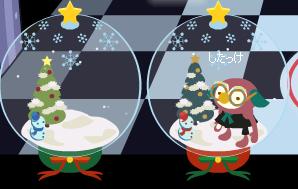 ひとりクリスマス