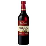メルシャン有機赤ワイン