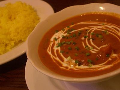 インド料理サティー8