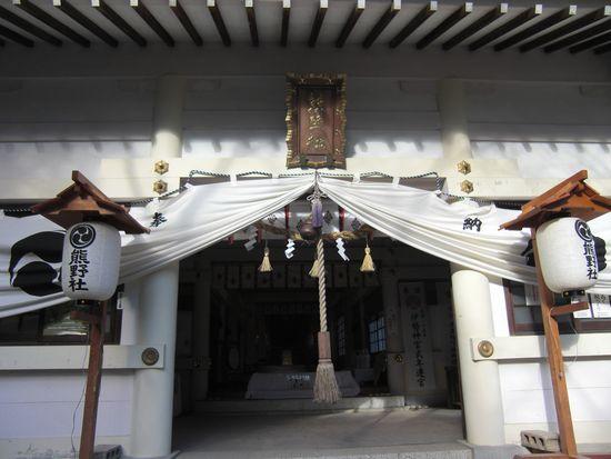 5ー熊野社本殿