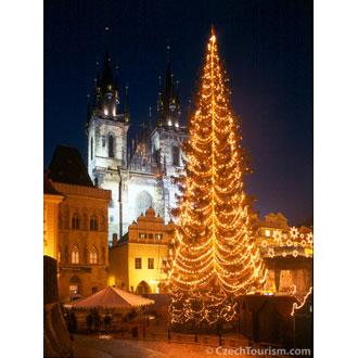 クリスマス市/プラハ