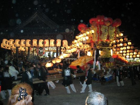 2008/10/12豊浜ちょうさ祭り1