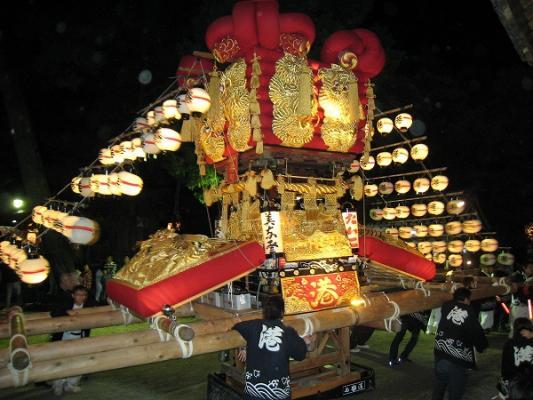 2008/10/12豊浜ちょうさ祭り2