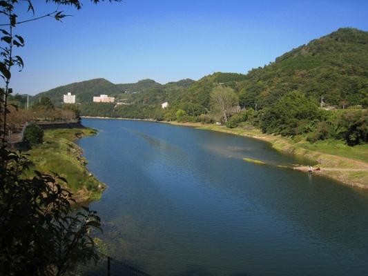2008/10しおのえふじかわ牧場から内場池