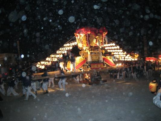 200810大野原八幡神社ちょうさ4