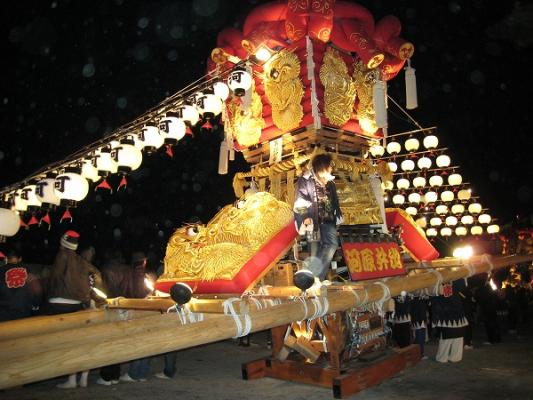 200810大野原八幡神社ちょうさ6