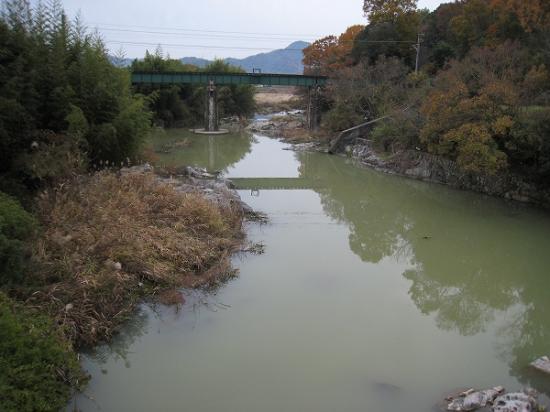 2008/12/08滝宮上流