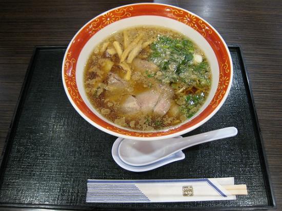 008/12/10福山SA尾道ラーメン