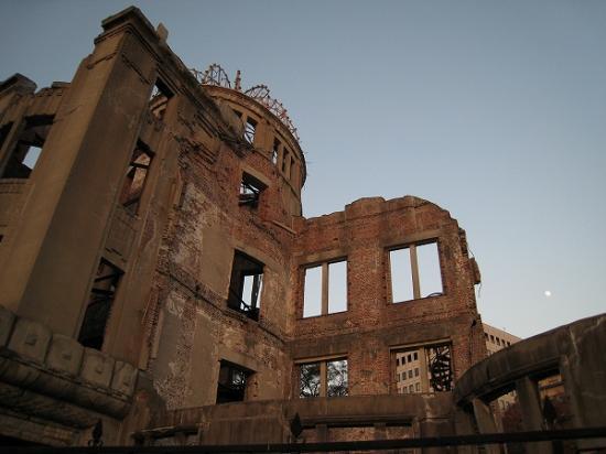 2008/12/10広島原爆ドーム2