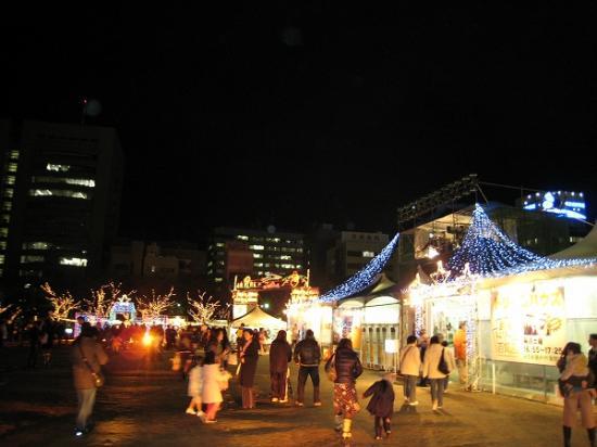2008-12高松冬のまつり1