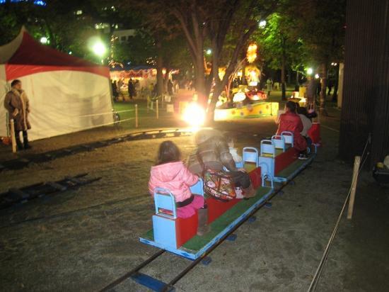 2008-12高松冬のまつり汽車