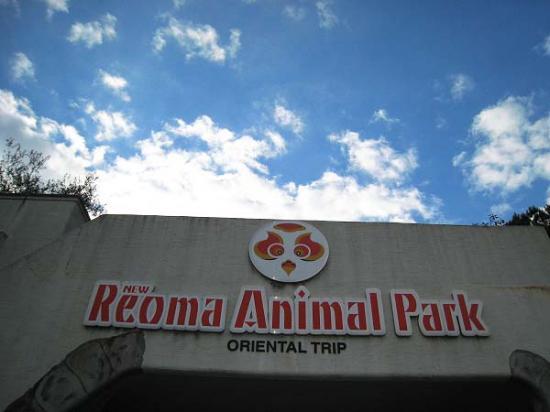 2009/01レオマ アニマルパーク1
