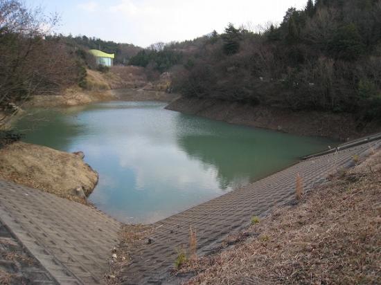 2009/01レオマ下野池1