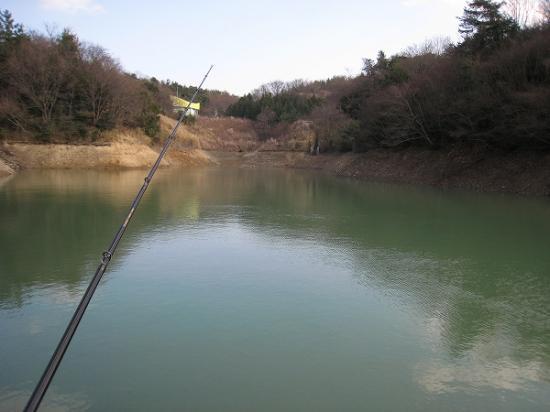 2009/01レオマ下野池2