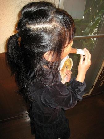 2009/02/06娘チョコ