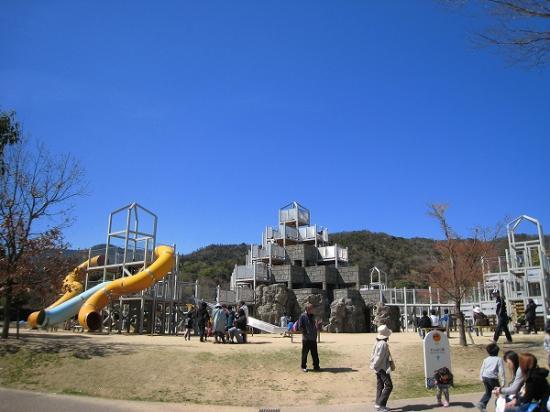 2009/04/アスタムランドジャングルジム1