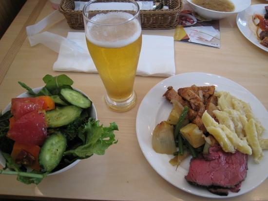 ベネッセハウステラスレストラン