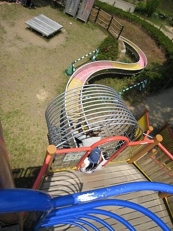 2009/6月/まんのう公園滑り台