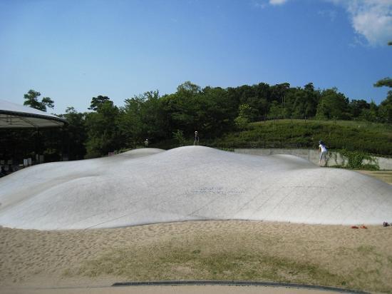 2009/6月/まんのう公園ふわふわドーム