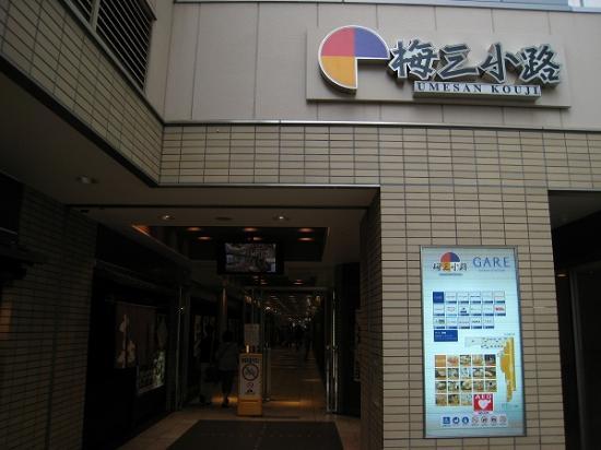 2009/07梅三小路