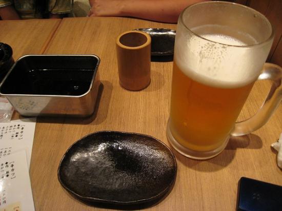 2009/07しろたやジャイアントビール