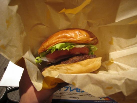 2009/07絶妙バーガー2