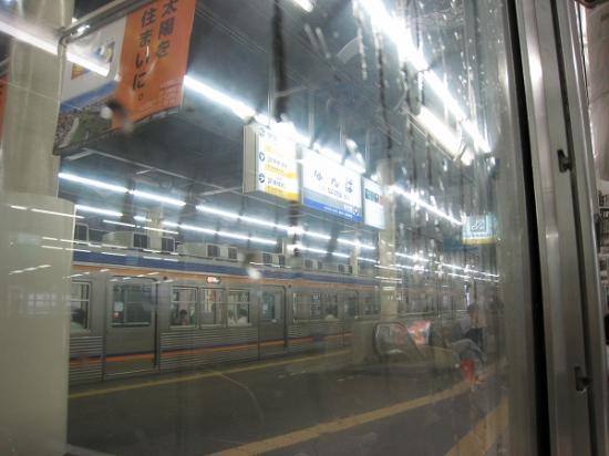 2009/07南海電車