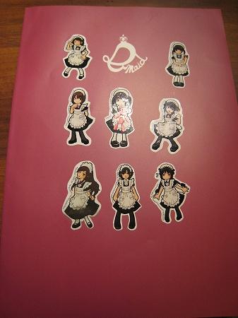 2009/07e-maid写真集