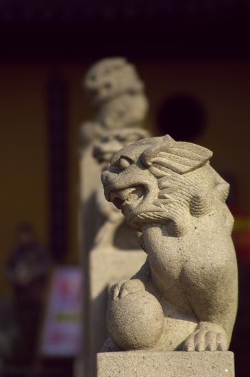 狛犬中国1