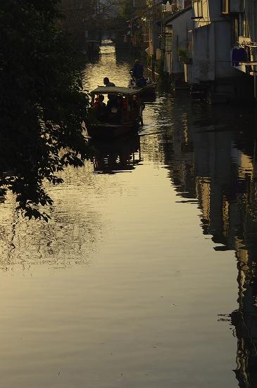 川下り蘇州