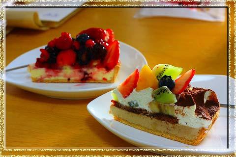 081129お祝いケーキ♪