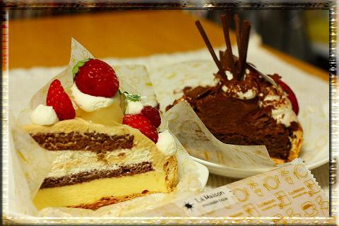 ばーすでぃケーキ2008