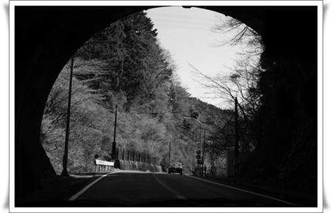 090410天城街道トンネル