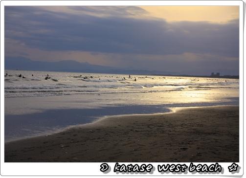090504片瀬西浜海岸