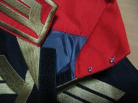 襟と周囲の構造