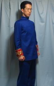 ジオン一般兵(青色)その1