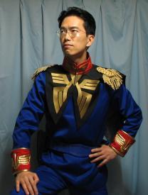 ジオン一般兵(青色)その8