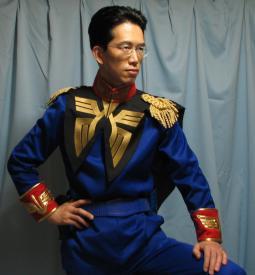 ジオン一般兵(青色)その9