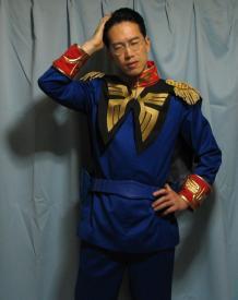 ジオン一般兵(青色)その7