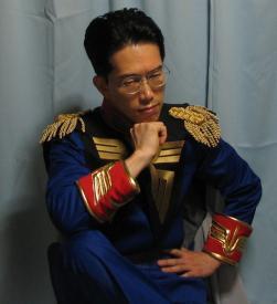 ジオン一般兵(青色)その11