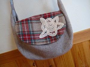 やさしい郵便屋さんのバッグ2