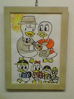 枚方市民絵画展