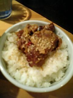 507麺処ゼロ豚めし