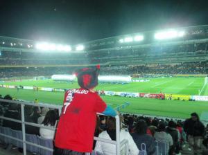 クラブW杯2008 観戦