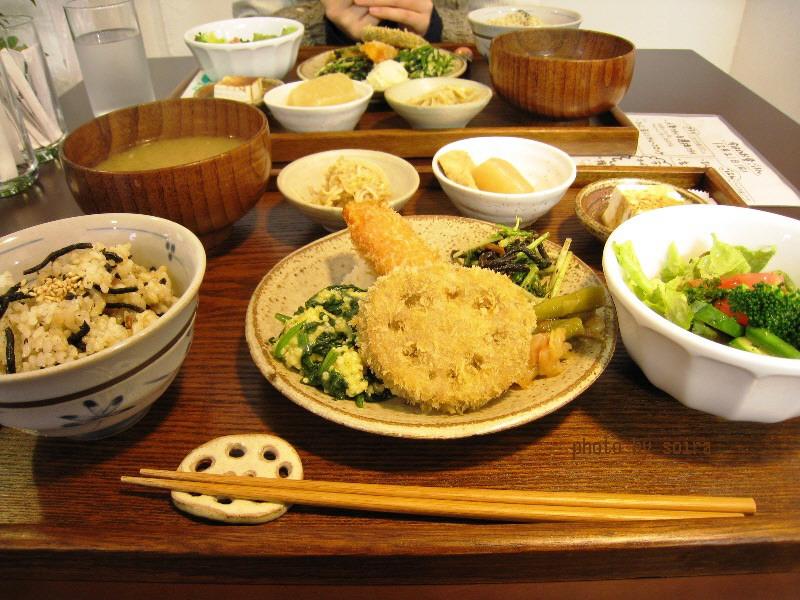 今日のお昼ごはん(12月21日)