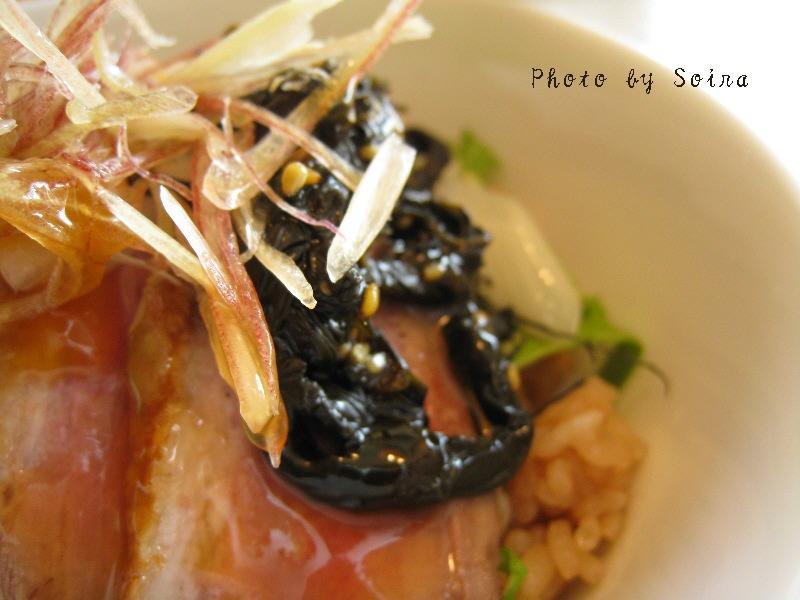 合鴨ロース煮と焼き京葱2