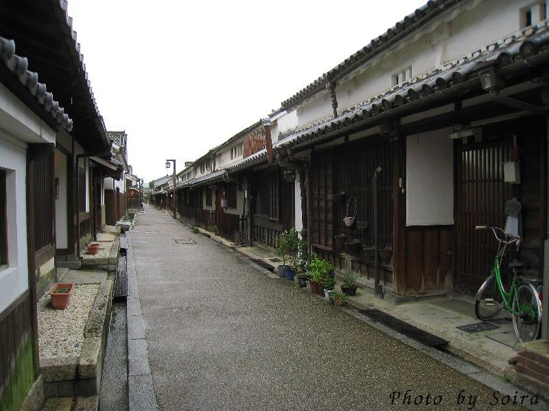 旧新町(中町筋)