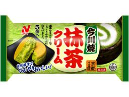 ニチレイ今川焼(抹茶クリーム)