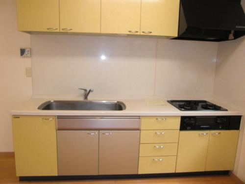 キッチン施工後2